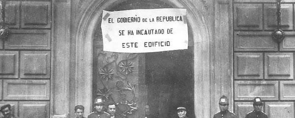 Los templos destruidos durante la Guerra Civil en Sevilla