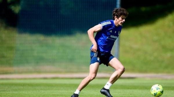 """Sangalli - Oviedo -: """"Si ganamos al Málaga podemos igualarles en puntos"""""""