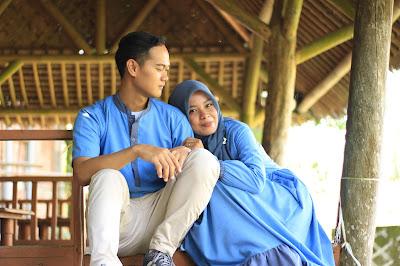 Prewedding Photo Nuansa Pedesaan di Kampung Turis Karawang