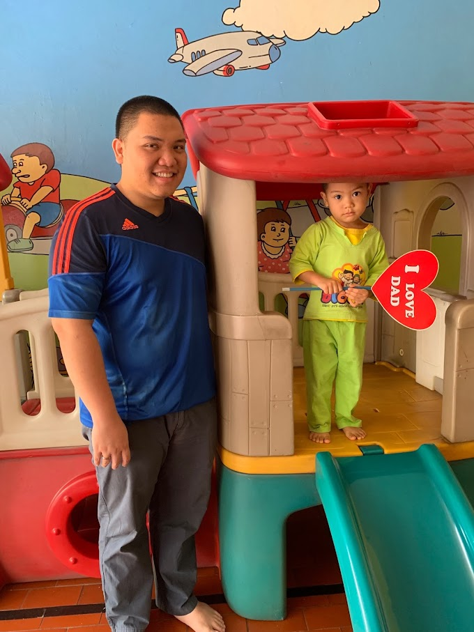 Father's Day di Bloom Preschool