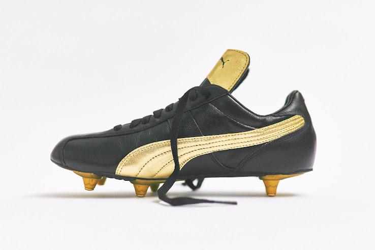 Puma King Torero Black   Gold 8e9f2e309
