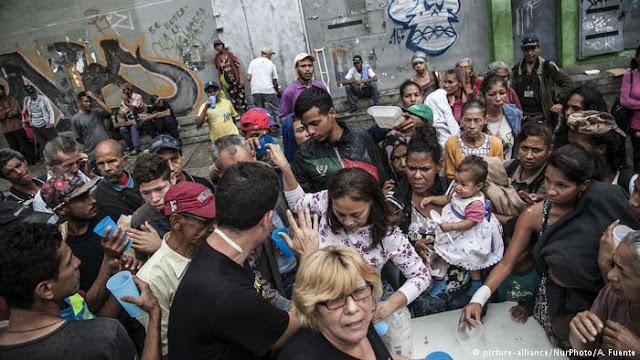Continúan las protestas y saqueos en varios estados de Venezuela