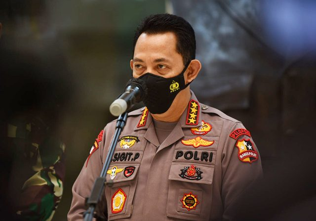 Keras dan Berani ke Preman, Kapolri Ditantang Copot & Pidanakan Kapolda-Kapolres Nakal, Berani Gak?