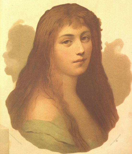 красавицы XIX века