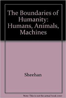 The Boundaries of Humanity: Humans, Animals, Machines