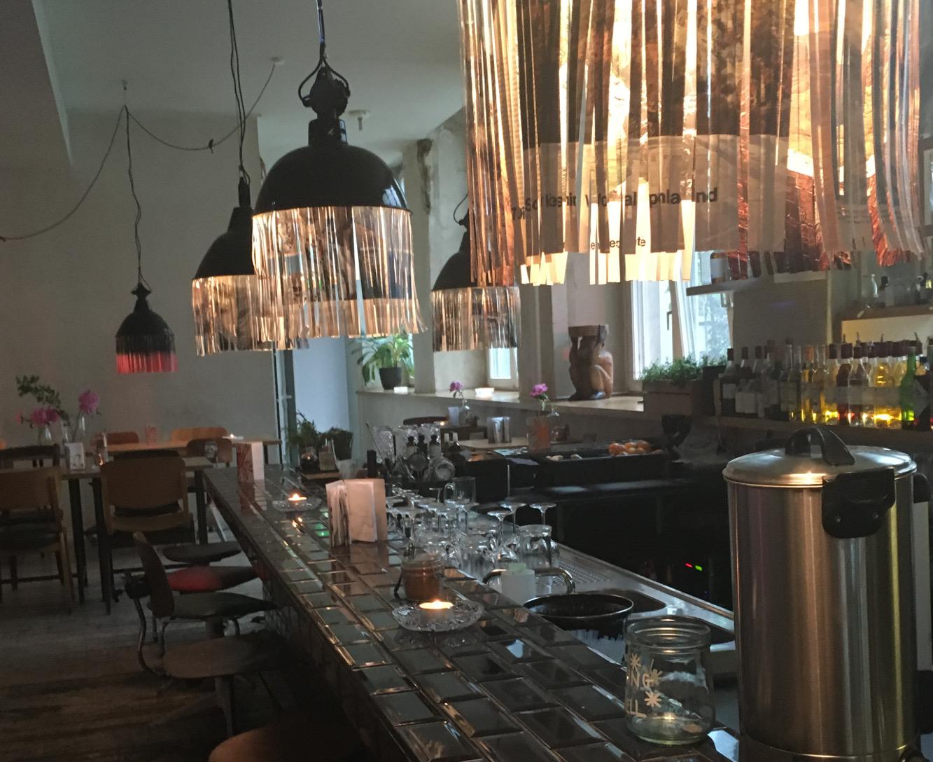 Michelberger Hotel Bar