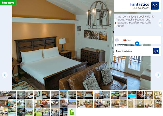 Hotel Quail Lodge & Golf Club para ficar em Carmel-by-the-Sea