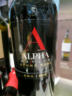 Alpha Estate Red 2012 - PGI Florina, Greece (91 pts)