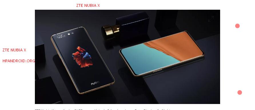 RAM 10GB ZTE Nubia X  Vivo Nex 2