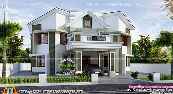 Elegant home design