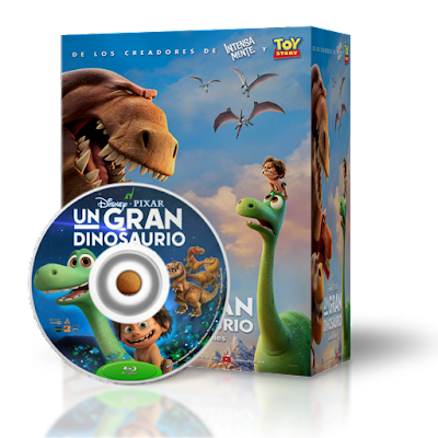 The Good Dinosaur 2016 ESPAÑOL HD-1080p-Mp4
