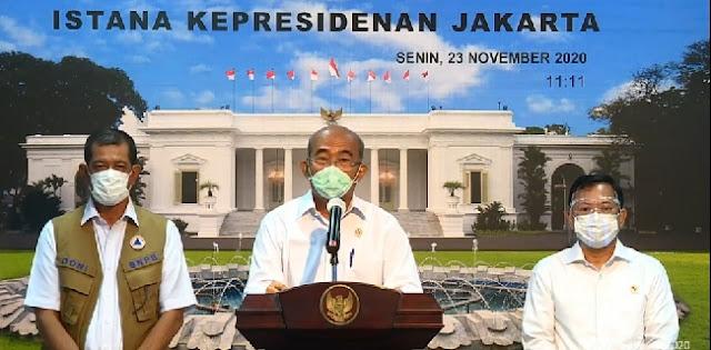 Jokowi Akan Potong Libur dan Cuti Bersama Akhir Tahun 2020