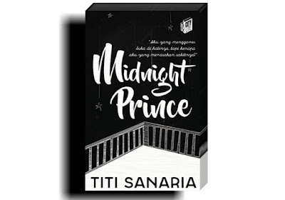 Review novel Midnight Prince karya Titi Sanaria