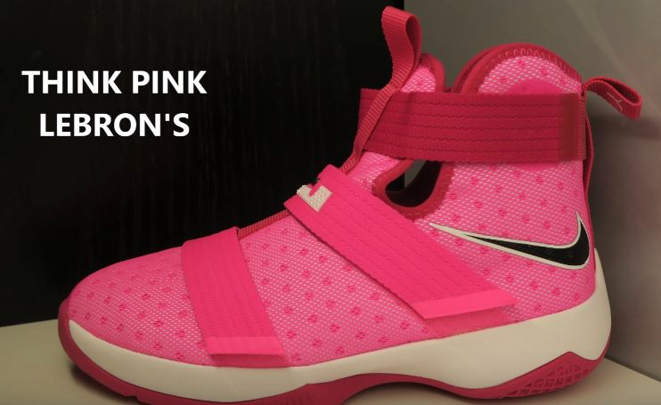 newest ab173 a255e ... canada here is a look at these brand new nike lebron soldier 10 kay yow  think