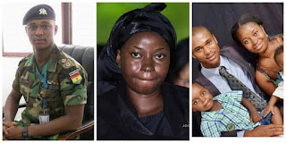 Latest Developments: Late Captain Mahama's Wife Is 3 Months Pregnant?
