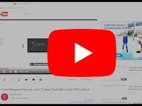 2 Cara Menambahkan Subtitle di Youtube Dengan Mudah