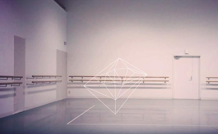 C'est beau : la géométrie dans la danse