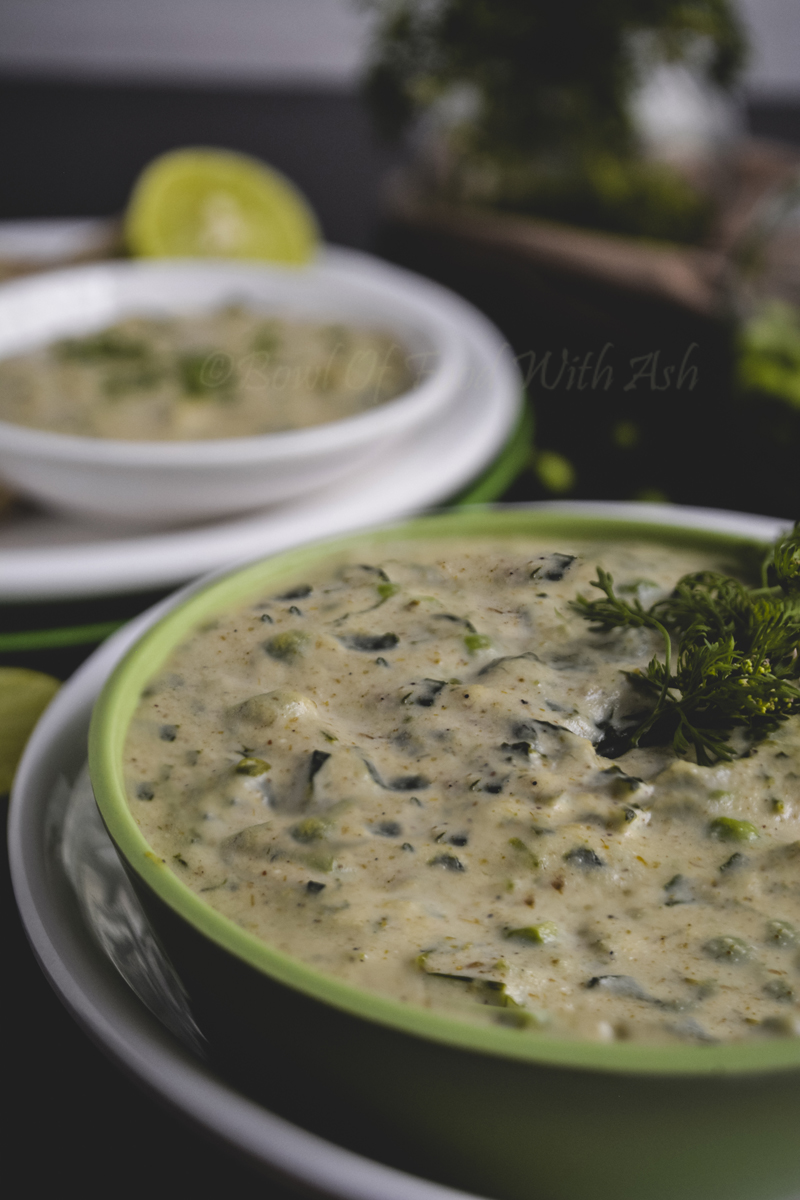 Methi Matar Malai Recipe | How To Make Restaurant style Methi Matar Malai at Home