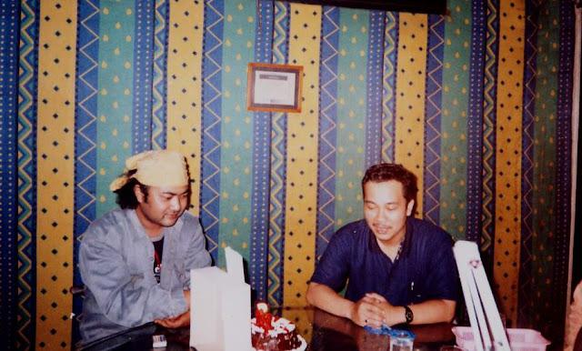 Dhipa dan Romel Antassalam FM Bandung