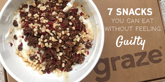 7 Snacks You Can Eat Without Feeling Guilty