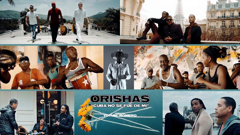 Orishas - ¨Cuba no se fue de mi¨ - Videoclip - Director: Yotuel Romero. Portal Del Vídeo Clip Cubano