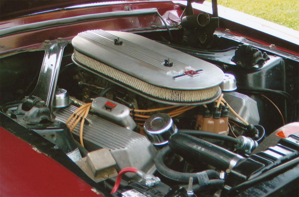 Virginia Classic Mustang Blog Customer Car - 1968 Mustang 428 Cobra