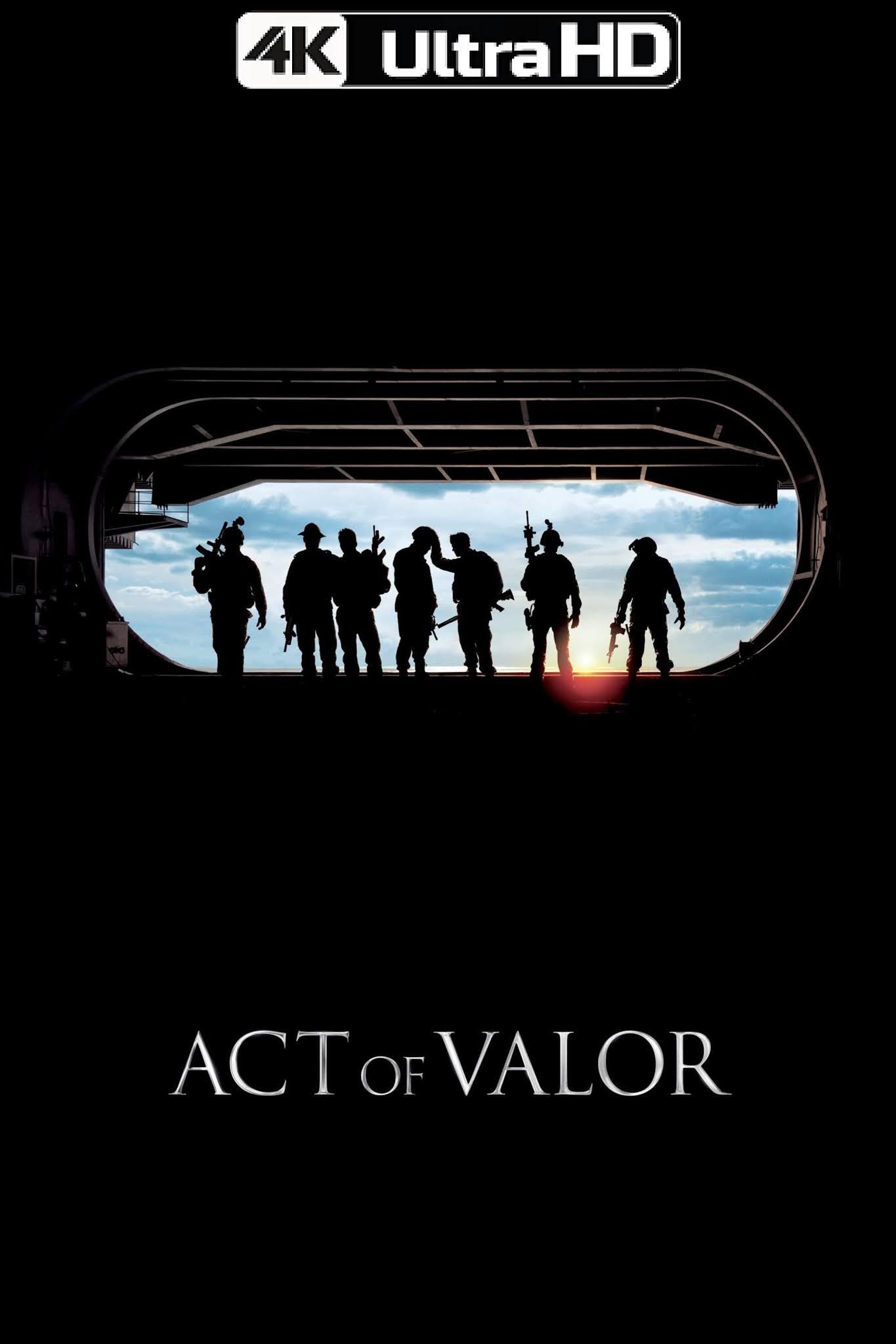 Act of Valor (2012) WEB-DL 4K SDR Latino – CMHDD
