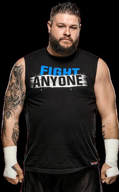 Kevin Owens 'Fight Anyone' shirt.  PYGear.com