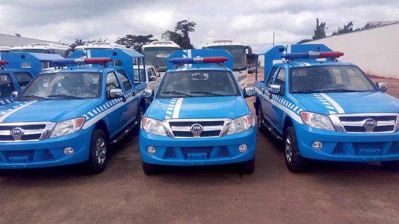FRSC gets 464 million naira to buy 67 Nigerian-made Innoson cars