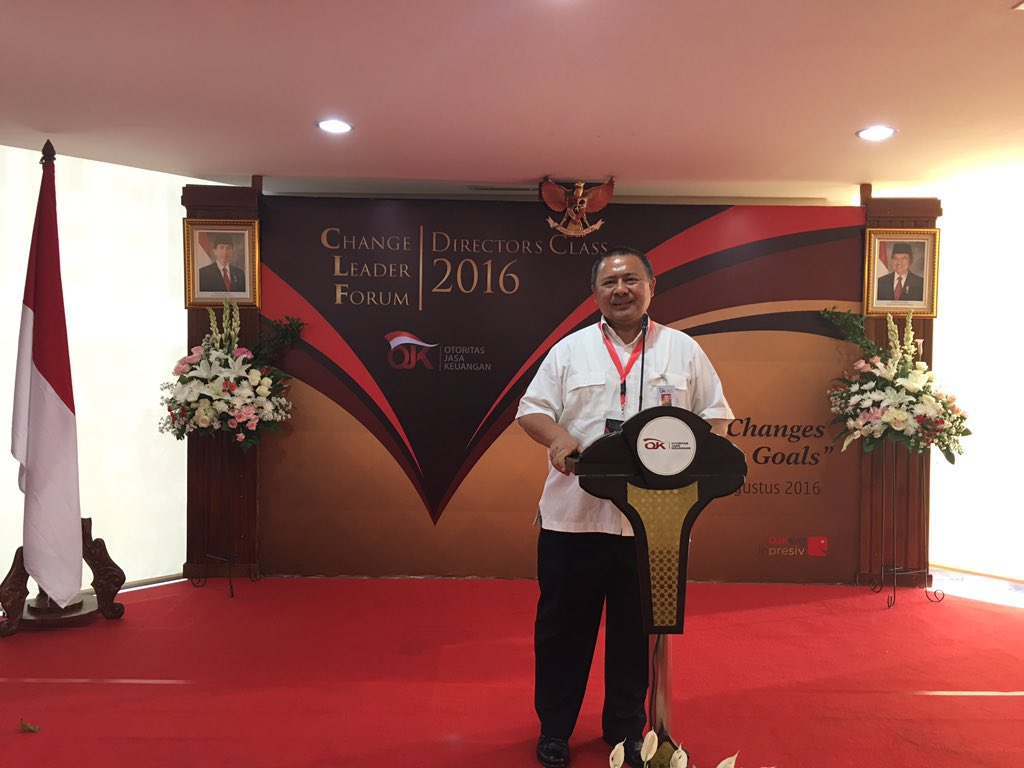 OJK Change Leader Forum 2016