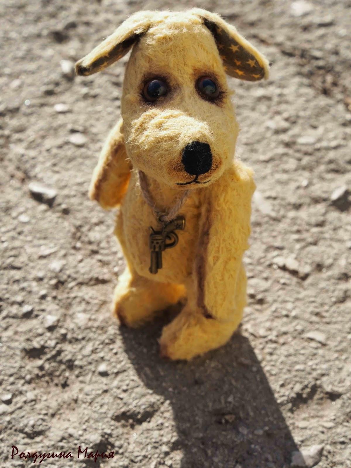 собака тедди игрушка купить