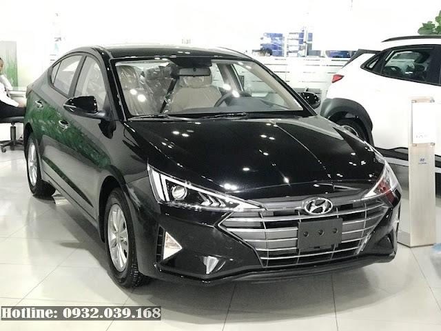 Hình ảnh Hyundai Elantra 2019 Số Sàn Màu đen Hyundai Ngoc An