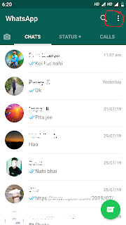 Whats App Chat Kaise Back-up Kare
