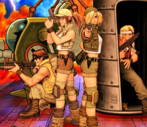 10 video games of all time, top ten video games, 10 best video game, 100 best video games, best game of all time, greatest video game of all time, 200 BEST VIDEO GAMES OF ALL TIME 52. Metal Slug 3