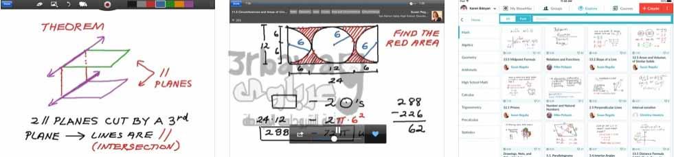 تطبيق : ShowMe Interactive Whiteboard