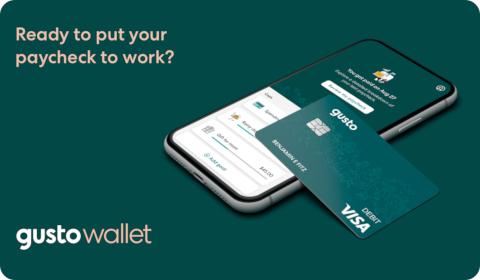 Gusto Wallet