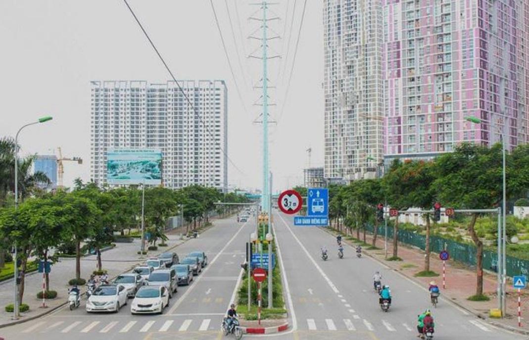 Hạ tầng đô thị phía tây Hà Nội