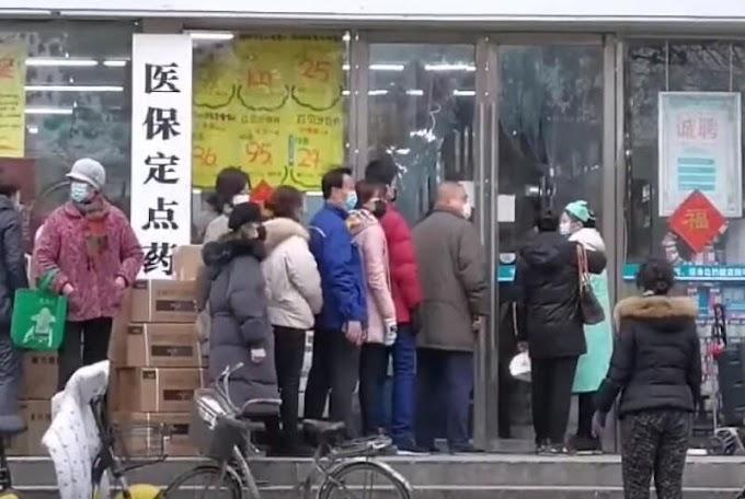 CORONAVIRUS - China deploys draconian measures in attempt to control Coronavirus