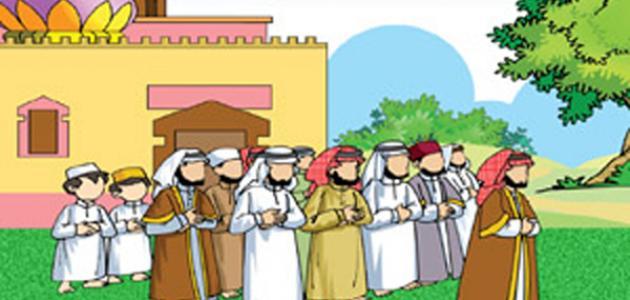 أسرار صلاة الجماعة على مجتمع المصليين