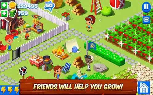 Green Farm 3 Mod Apk Unlimited