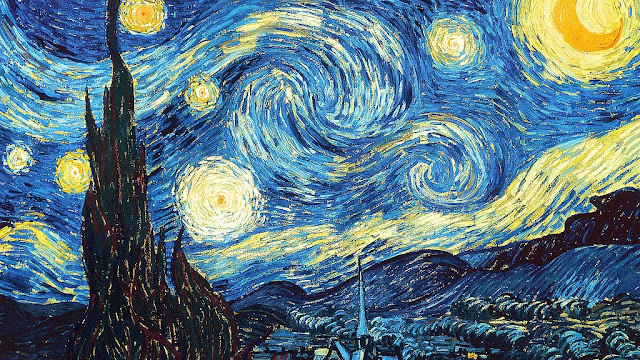 starry night painting, vincent van gogh, van gogh life story, van gogh famous painting, van gogh bio, van gogh wiki, vangogh lust for life,