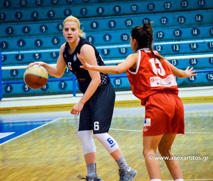 Σταματά το μπάσκετ η Μαρία Παπαβασιλείου