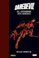 COLLECCIÓN FRANK MILLER. DAREDEVIL: EL HOMBRE SIN MIEDO
