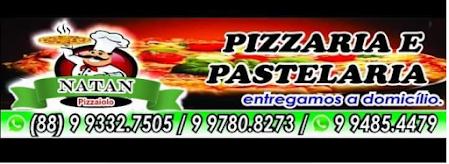 Pizzaria e Pastelaria Natan (Aceitando Cartões)