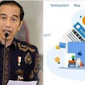 Jokowi Revisi Perpres Kartu Prakerja, Peserta Wajib Kembalikan Uang Bantuan, Ini Penjelasannya