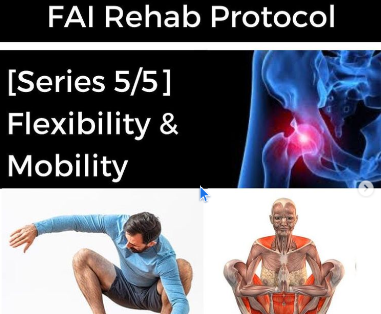 Photo of FAI Rehab Protocol Part 5: Flexibility and Mobility | Modern Manual Therapy Blog