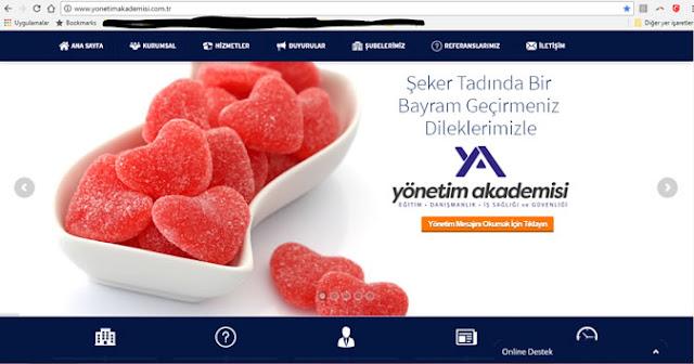 Bursa 'da faaliyet gösteren Osgb, İş Güvenliği Firması