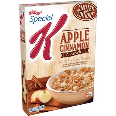 Special K Apple Cinnamon Crunch Cereal