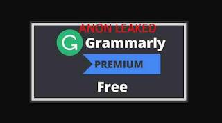 50 Free Login Grammarly Accounts Premium Hacked