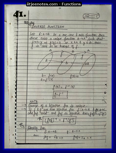 functions notes cbse2